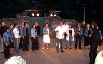 Optreden Kersouwe 2006